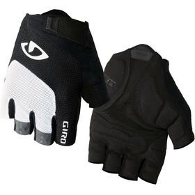 Giro Bravo Gel Handschuhe weiß/schwarz